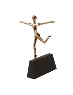 "Statueta bronz ""Zbor"""