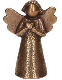 """Statueta bronz """"Ingerul binecuvantarii"""""""