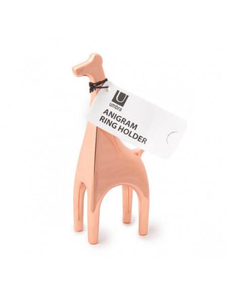 Suport inele girafa Umbra Anigram