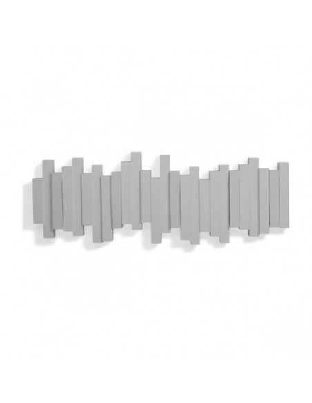 Cuier Umbra Sticks Multi Hook gri