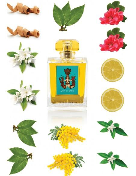 Parfum Carthusia Aria di Capri