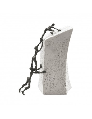 "Statueta bronz ""Atingem obiectivul"""