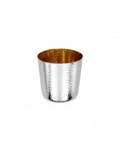 Pahar argint masiv Gescher placat cu aur