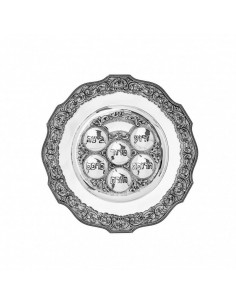 Platou Seder argint masiv Lanzarote
