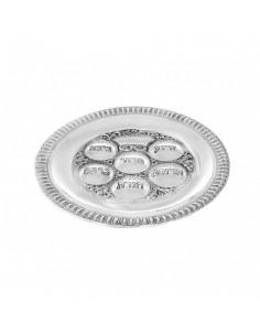 Platou Seder argint masiv Imperator