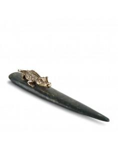 Cutit corespondenta crocodil L'Objet