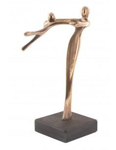 "Statueta bronz ""Amintiri"""