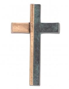 Cruce bronz masiv