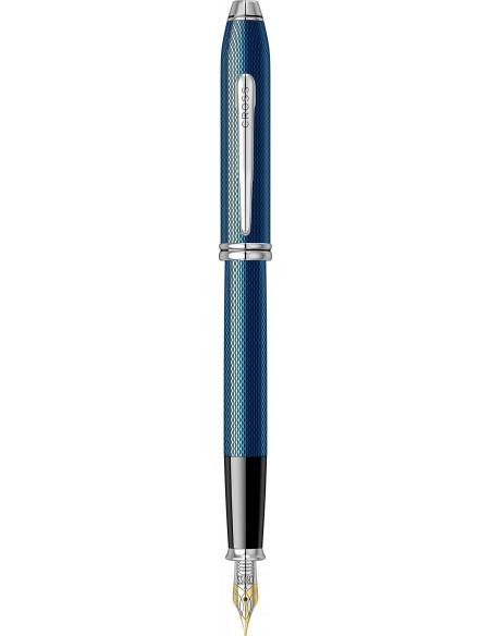 Stilou Cross Townsend Quartz Blue