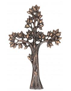 Arbore cruce bronz masiv