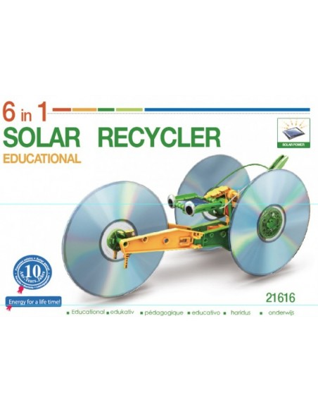 Kit educational reciclare 6in1