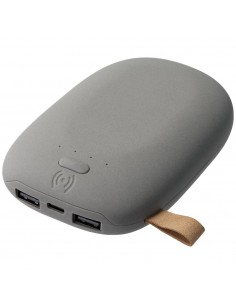 Acumulator extern Wireless Pebble 9000 mAh