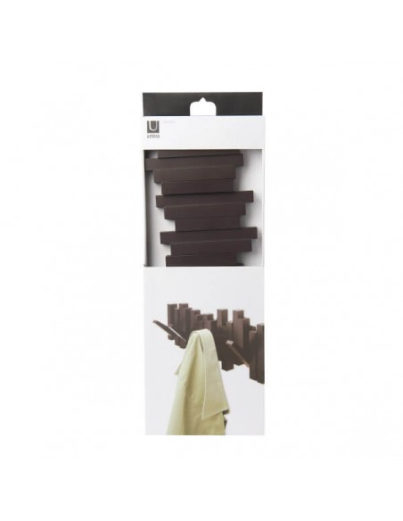 Cuier Umbra Sticks Multi Hook espresso