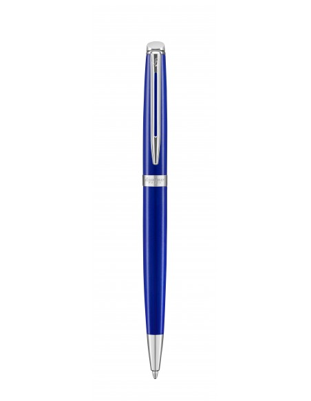 Pix Waterman Hemisphere Blue placat cu paladiu