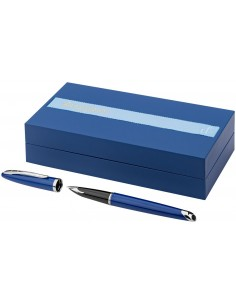 Stilou Waterman Carene Blue penita aur masiv 18k