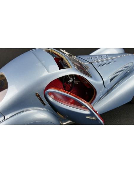 "Macheta 1:18 Talbot-Lago Coupé T150 C-SS Figoni & Falaschi ""Teardrop"", 1937"