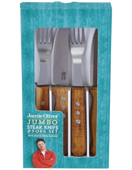 Set 4 cutite steak Jamie Oliver