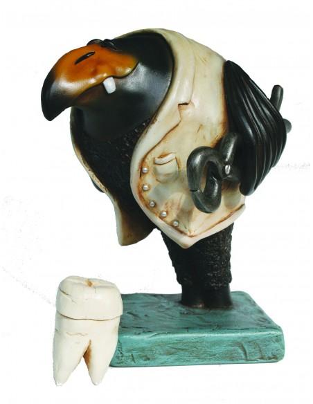 """Statueta """"Dentistul"""" RabenArt"""