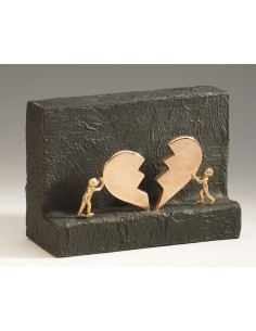 "Statueta bronz ""Un nou inceput"""