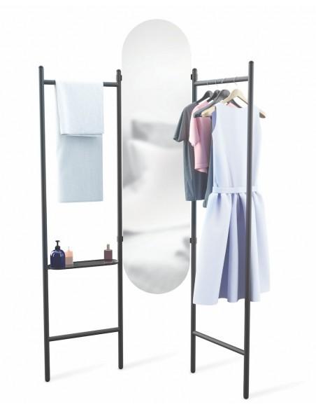 Oglinda podea cu cuier Umbra VALA