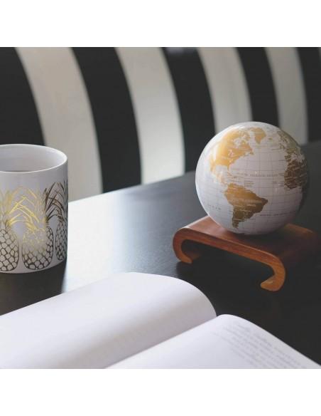 Glob pamantesc solar rotativ Mova Gold