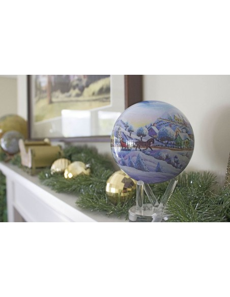 Glob solar rotativ Mova Holidays