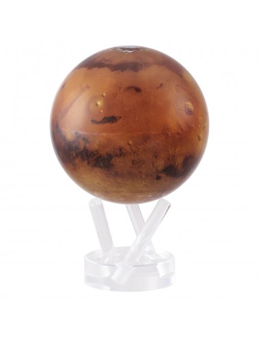 Glob solar rotativ Mova Marte