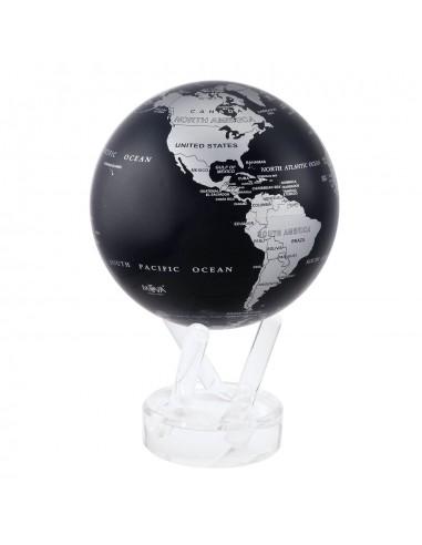 Glob pamantesc solar rotativ Mova Black World