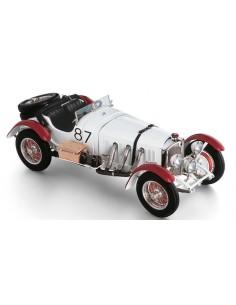 Macheta 1:18 Mercedes-Benz SSKL, Mille Miglia, 1931
