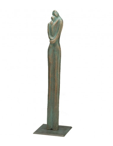 "Statueta bronz ""Stalpul Familiei"""