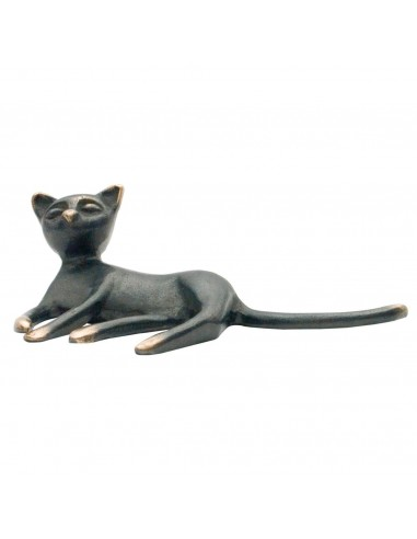 """Statueta bronz """"Pisica tolanita"""""""