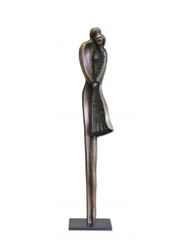 "Statueta bronz ""Indragostiti"", 49cm"
