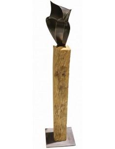 "Statueta bronz ""Intelepciune"""