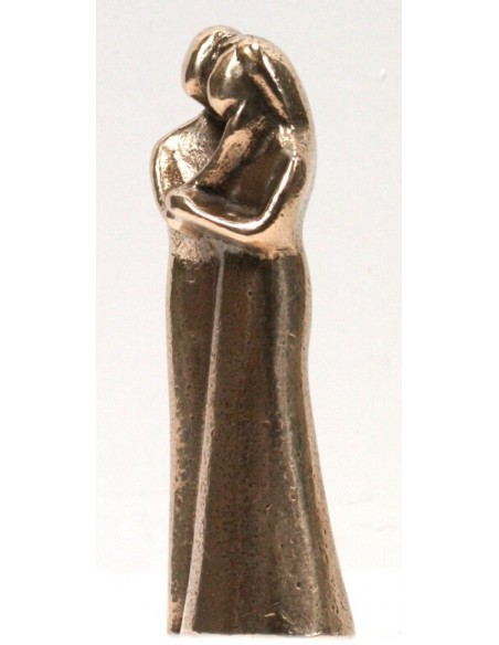 "Decor piatra ""casatorie"" bronz masiv"