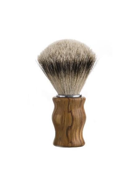 Pamatuf barbierit Carthusia Uomo par de bursuc si lemn maslin