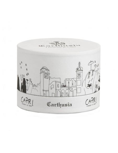 Pudra de talc Carthusia Capri Forget Me Not