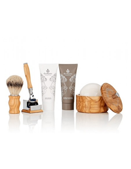 Set Carthusia The Barber Shop Limited Edition