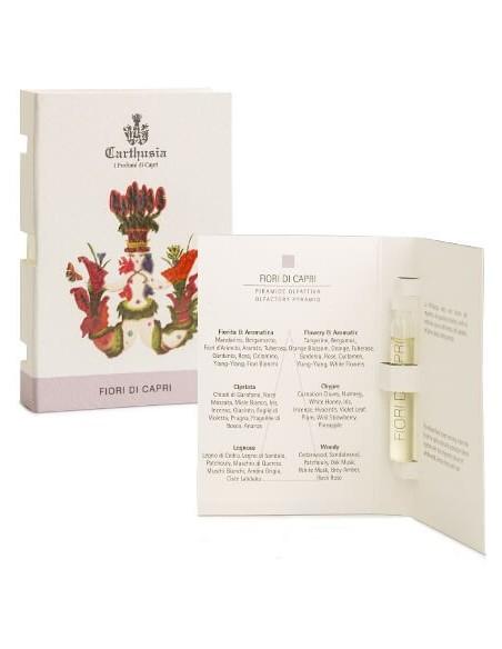Set 3 mostre parfum Carthusia
