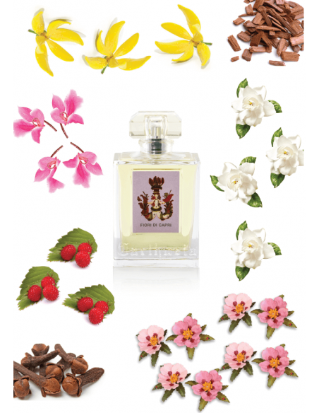 Parfum Carthusia Fiori di Capri 50ml