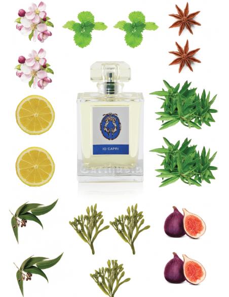 Apa de parfum Carthusia Io Capri 50ml