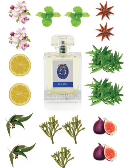 Parfum Carthusia Io Capri