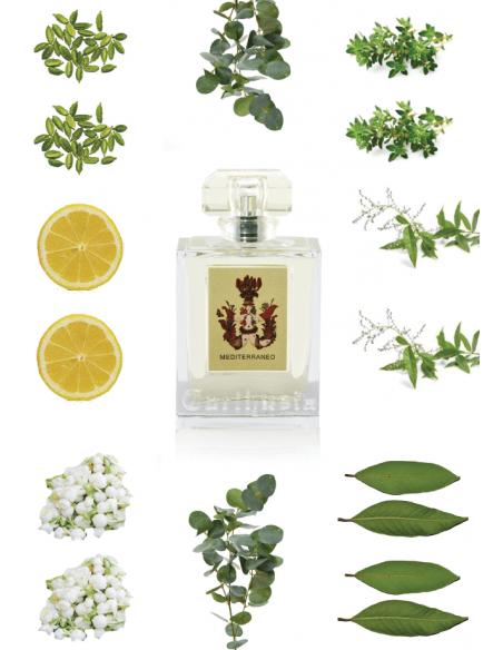 Apa de parfum Carthusia Mediterraneo 50ml
