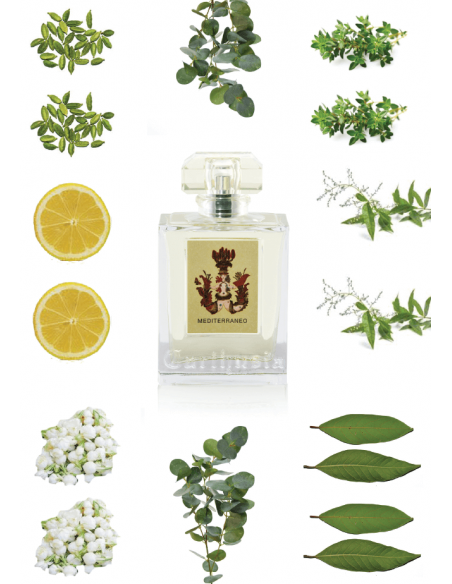 Parfum Carthusia Mediterraneo 50ml