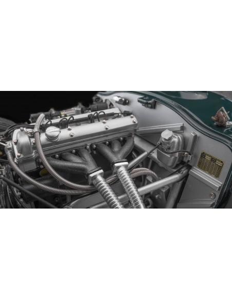 Macheta 1:18 CMC Jaguar C-Type, 1952 British Racing Green