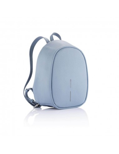 Rucsac antifurt Bobby Elle light blue
