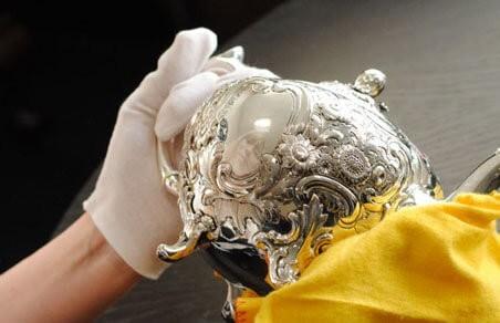 Solutii curatare argint