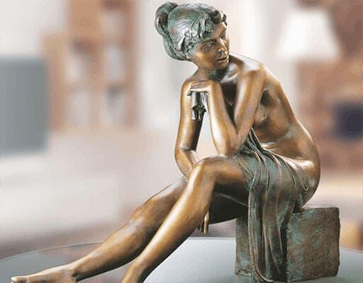 statuete bronz